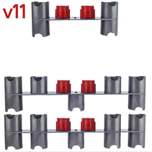 1x Vacuum Cleaner Holder Storage Rack for Dyson V7 V8 V10 V11 Absolute Brush Tool Part Bracket Stand