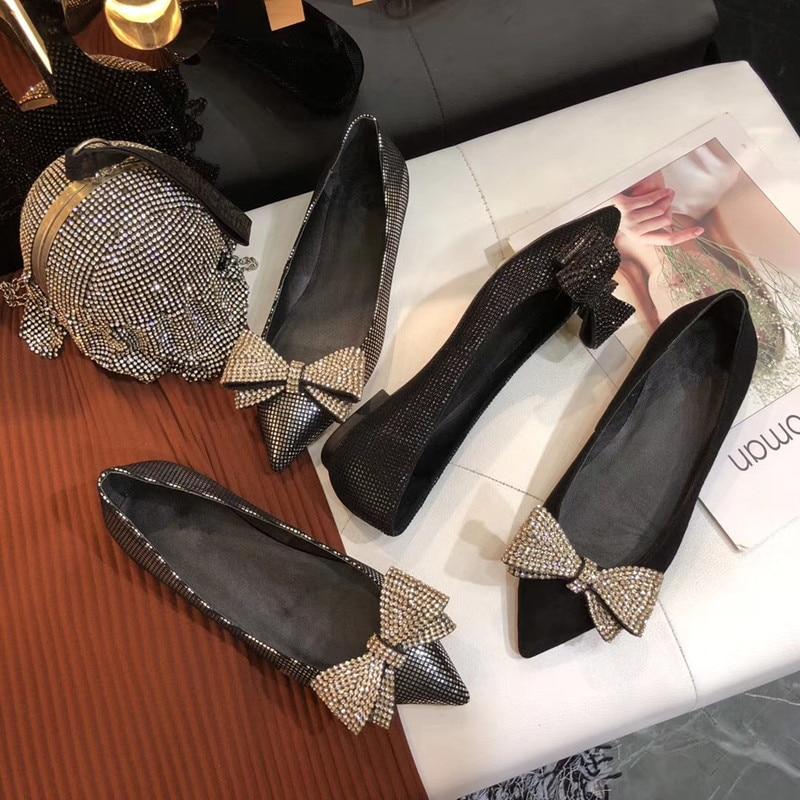 En Cristal Suédé Femme Mocassins Casual Cuir Femmes Mocasines as Sur blue Glissent Chaussures automne De Show Nouveau Luxe Mocassin La Printemps Homme Black zwdTxP