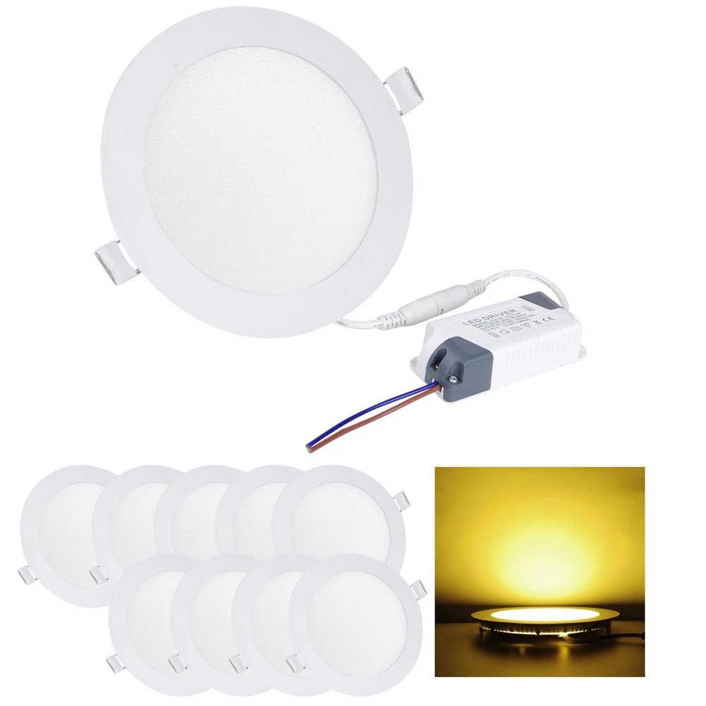 3w 5w 10w Down Remote Control Bedroom Round Dimmable Fixture Ceiling Light Slim Recessed Lamp Spotlight Bulb Rgb Led Panel Ceiling Lights