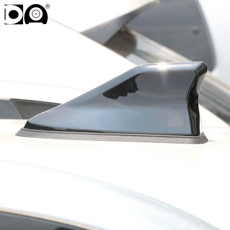 Aerials Renault Fluence Waterproof Shark Fin Antenna Special Car Radio Aerials Auto Antenna Stronger Signal Piano Paint Car Electronics & Accessories Audio & Video Accessories Color: Silver