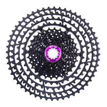 ZTTO UltraLight MTB Cassette 11 Speed 11-52t Wide Ratio CNC Bicycle Freewheel K7 Mountain Bike Sprocket Parts for X1 9000