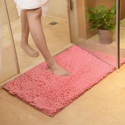 Коврик из микроволокна Ванная комната коврик для душа ковер не скользит подушка 12 Цвет