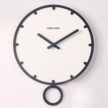 Cartoon Wall Clock 14 Inch Wall Watches Home Decor Digital Clock Mechanism  Silent Quartz Clock European Modern 50Q241