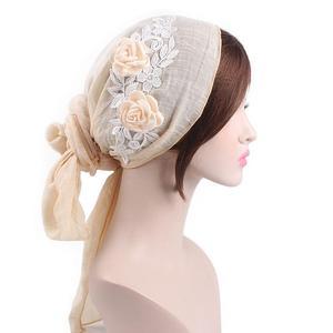 Image 5 - Bonnet Turban pour femmes musulmanes