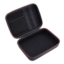 Eva Hard Storage Case Protective Case Cover Compatible For Zoom H1, H2N, H5, H4N, H6, F8, Q8 Recording Pen Black(China)