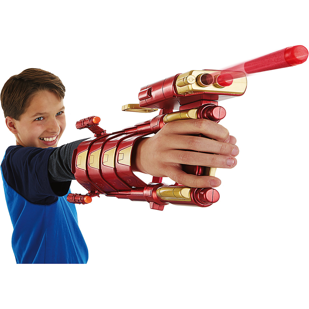 Hasbro  Costume Props 5160416 playsets childrens costumes aprilpromo Avengers Marvel Iron Man avengers 2 age of ultron iron man mark 43 pvc action figure collectible model toy 9 23cm kt056