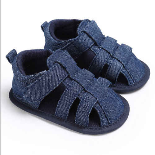 2019 Brand New Toddler Infant Newborn Kids Baby Boys Canvas Soft Sole Crib Sneakers Sandals Shoes Fashion Baby Shoes