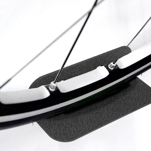 Image 5 - دراجة هوائية جبلية رف دراجة حامل الحائط الثقيلة شماعات الدراجة يحمل ما يصل إلى 30 كجم