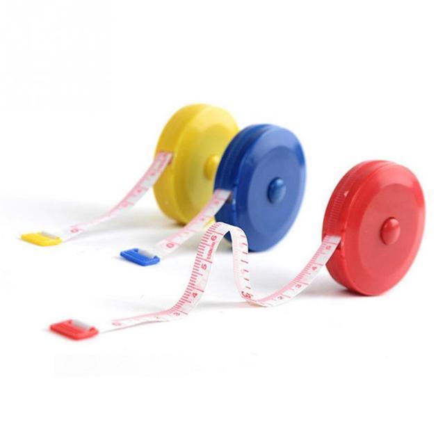 Tailleur mètre règle ruban à mesurer couture tissu dièse tailleur 1.5 mètre couturière Flexible couture tissu Messure outils