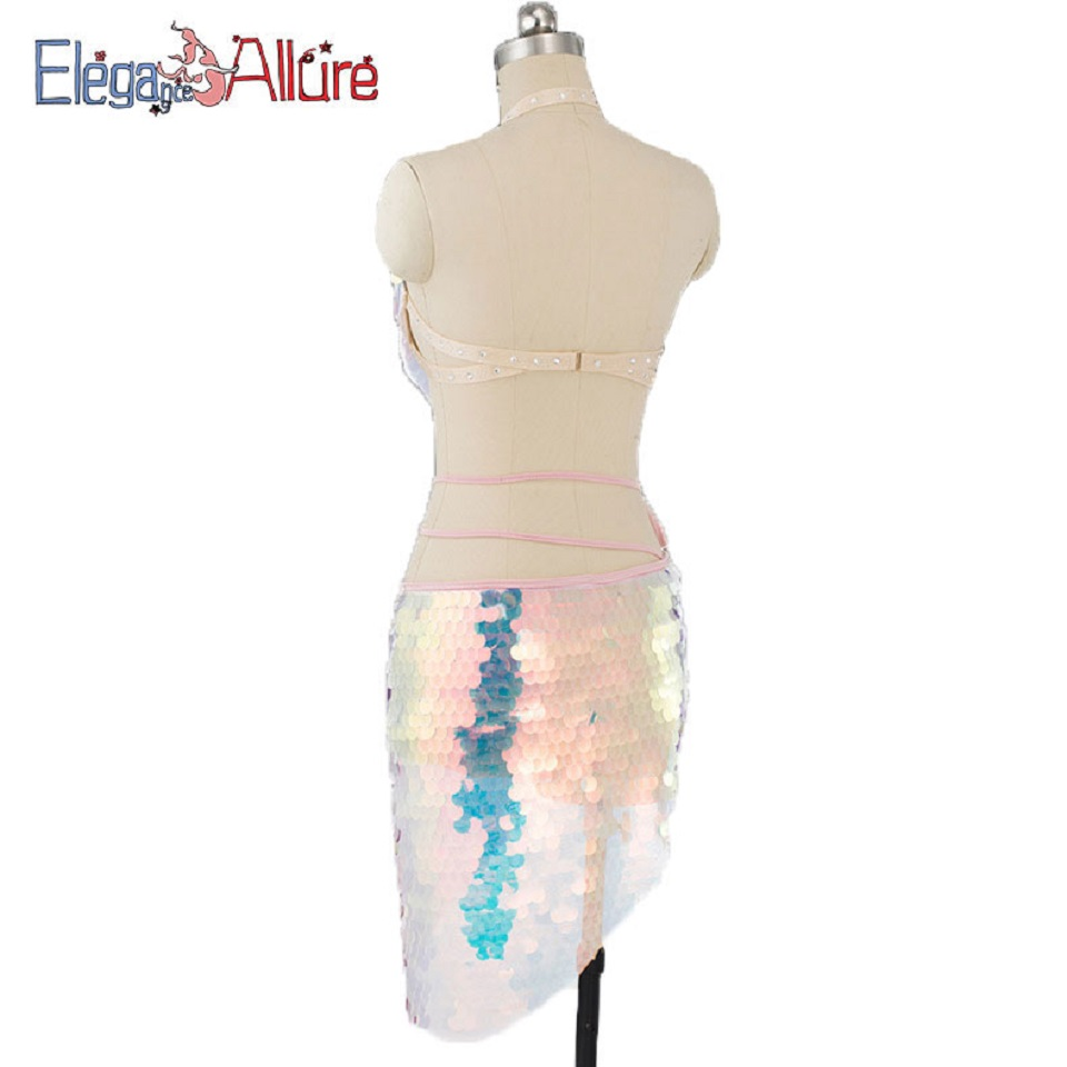 E A 2019 Fashion Belly Dance Set Women Top Dress Sets Bellydance Bra and Wrap Skirt Performance Costume Porno Mermaid Bollywood in Belly Dancing from Novelty Special Use
