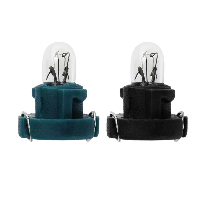 10pcs <font><b>T3</b></font> LED <font><b>12V</b></font> Car Auto Interior Instrument Light Bulbs Dashboard Lamps image