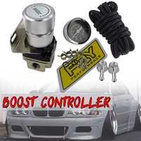Manual Gauge Turbo Boost Controller Kit Aluminum T2 Car Universal Adjustable Boost Controller Turbo Mbc Racing 1 150 PSI
