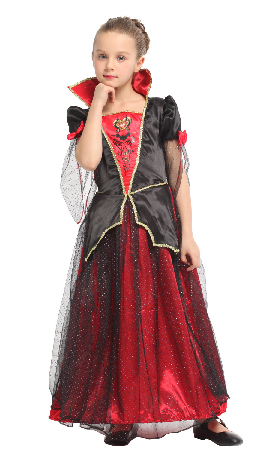 new year halloween costume for kids vampire witch anime cosplay costumes carnaval christmas girl children child boys fancy dress 4