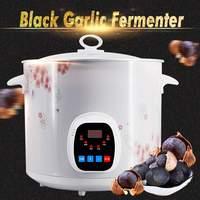 2019 Новый 90 Вт 6L автоматический черный чеснок ферментер бытовой DIY зимолиз горшок чайник 220 в йогурт черный чеснок ферментационная машина