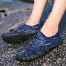 Outdoor Comfortable four seasons Walking Fitness Sneakers Hot Sale Men Lightweig