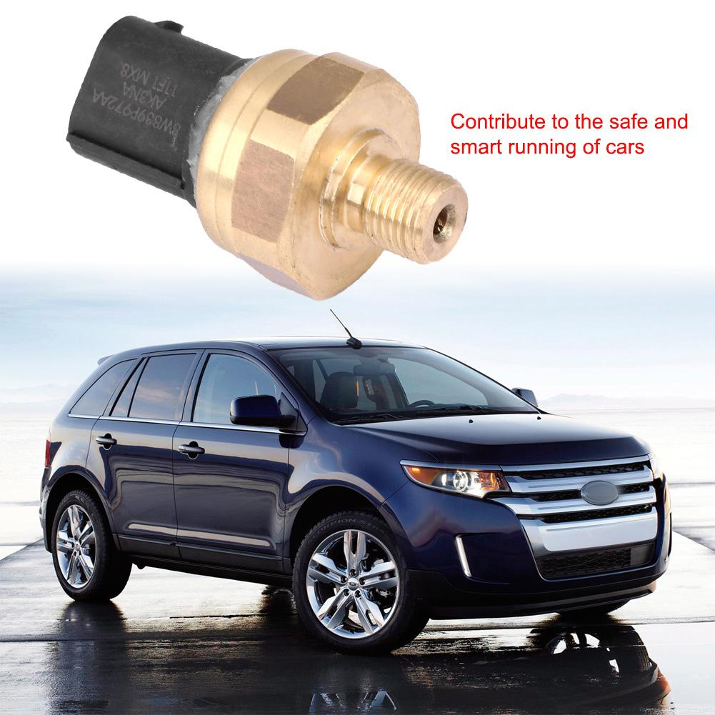 Car Fuel Injection Rail Pressure Sensor for  Ford Edge 2L 2012 2013 2014 2015 2016 Auto Parts 8W839F972AACar Fuel Injection Rail Pressure Sensor for  Ford Edge 2L 2012 2013 2014 2015 2016 Auto Parts 8W839F972AA