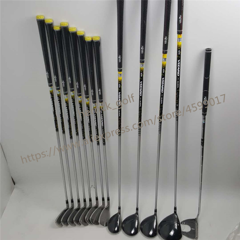 Image 5 - New 525 Golf Clubs HONMA BEZEAL 525 Complete Set HONMA Golf driver.wood.irons.putter Graphite Golf shaft plus bag Free shipping-in Golf Clubs from Sports & Entertainment