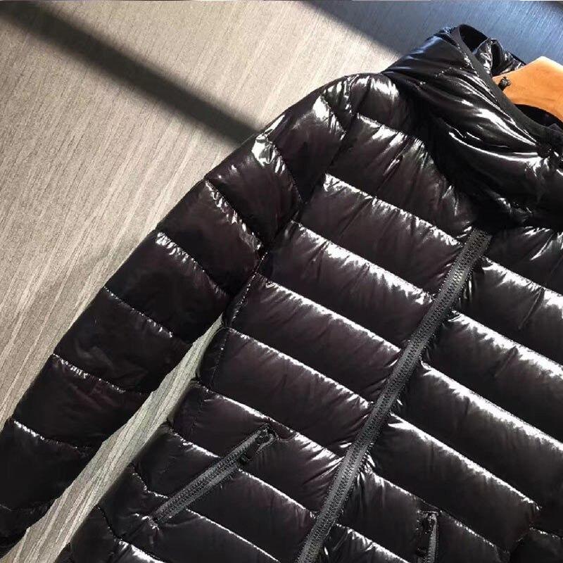 Blanc Manteau Automne La Black Parkas Des Nouveau Chaud Taille Femmes Plus Le Bas À Rallongent Vers De Duvet Femelle Hiver 2018 Canard Veste Capuchon Épais Pj337 xI1EwfTnqf