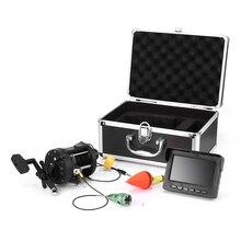 15 м 1200TVL подводный светодиодный рыболокатор рыболовная камера инфракрасная лампа камера с кабелем поплавковая отвертка