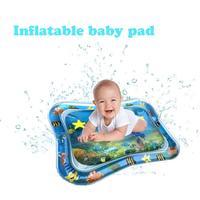 Детский игровой коврик для детей, надувной коврик для детей с животиком, игровой коврик для детей, летний плавательный бассейн, игра, крутой ...