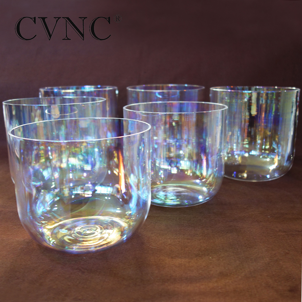 CVNC  7 Cosmic Light Chakra C Tuned Root  Clear Quartz Crystal Singing Bowl CVNC  7 Cosmic Light Chakra C Tuned Root  Clear Quartz Crystal Singing Bowl