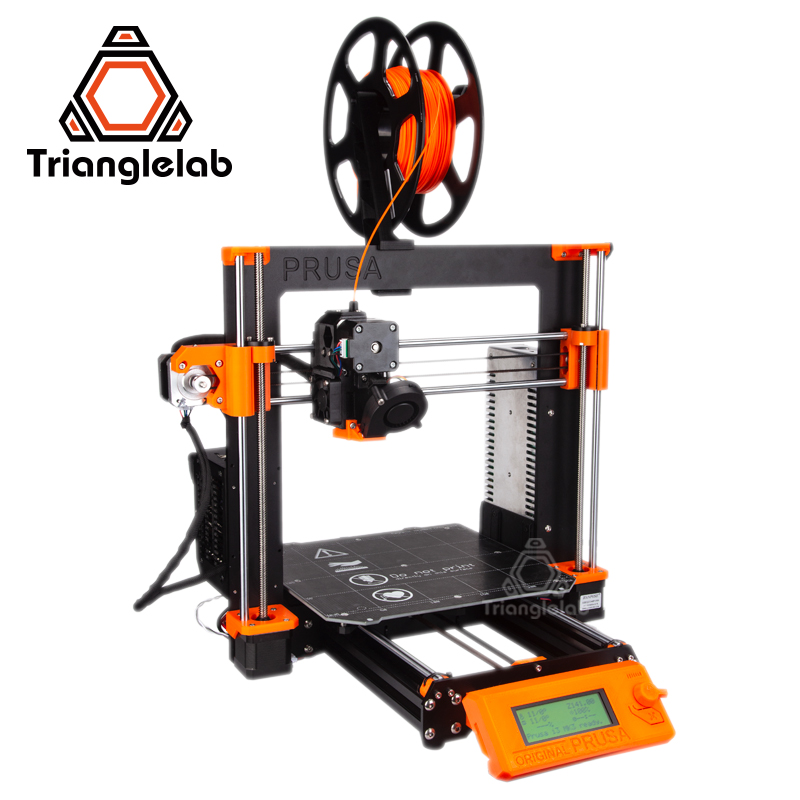 trianglelab Cloned Prusa I3 MK3S full kit (exclude Einsy-Rambo board) PETG material 3D printer DIY M