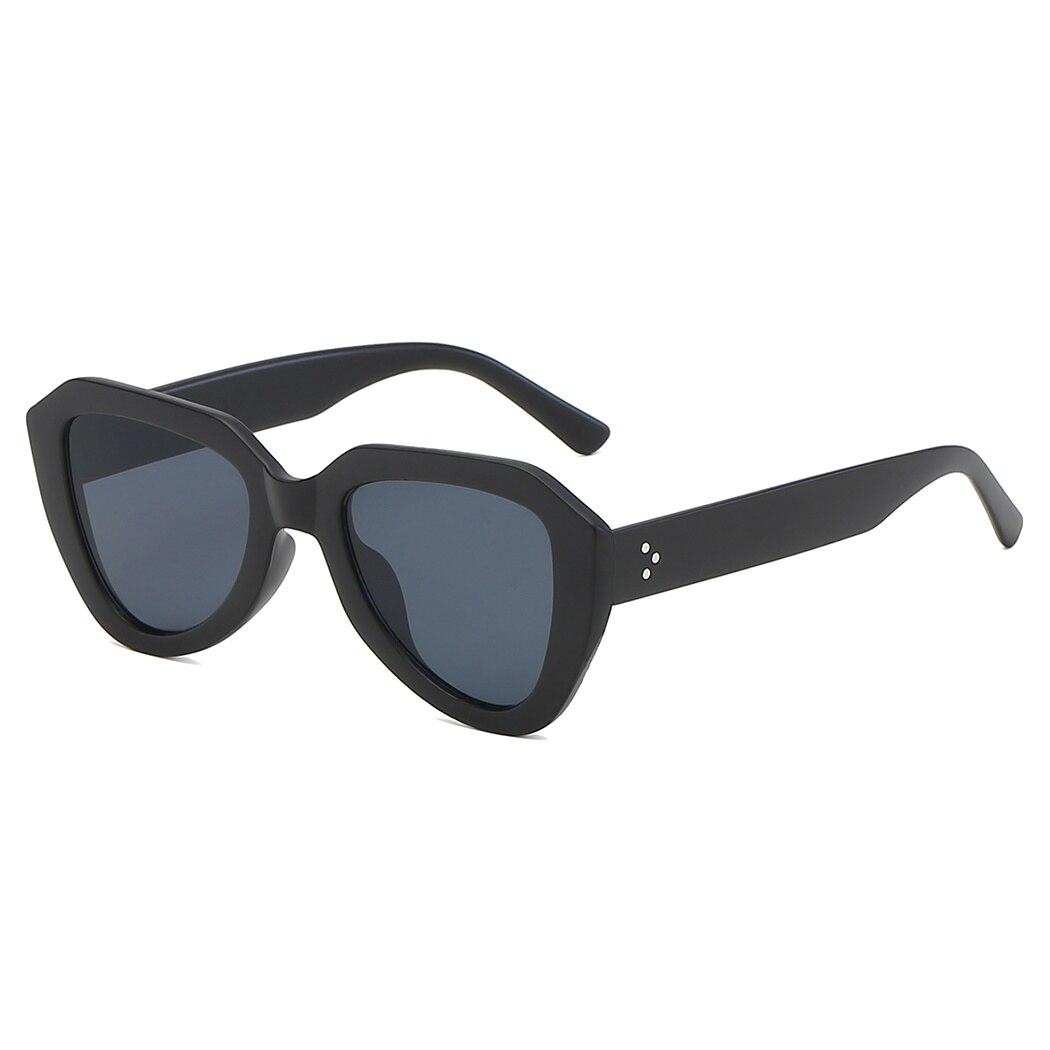 Di 01 Shades Gatto 02 05 Gafas Sveglie Da Irregolare Occhio Triangolo 03 Uv400 04 Femminile Nero Sole Occhiali Vintage Donne fCAgwqqpx