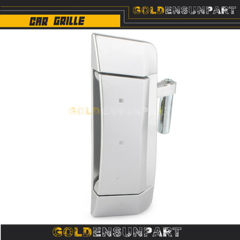 Door Handle Nissan Silver 350z Right (passenger) Outside Its For 2003-2009