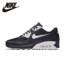 NIKE AIR MAX 90 эфирные оригинальные мужские легкая дышащая Спортивная обувь для бега #537384-089