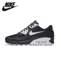 NIKE AIR MAX 90 ESSENTIAL Original Men Sneakers Light Breathable Footwear Sport Running Shoes#537384 089