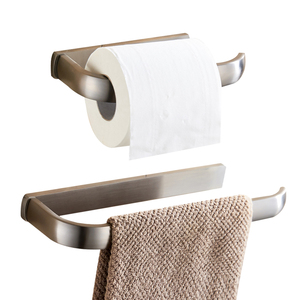 Leyden Brass Towel Ring And To