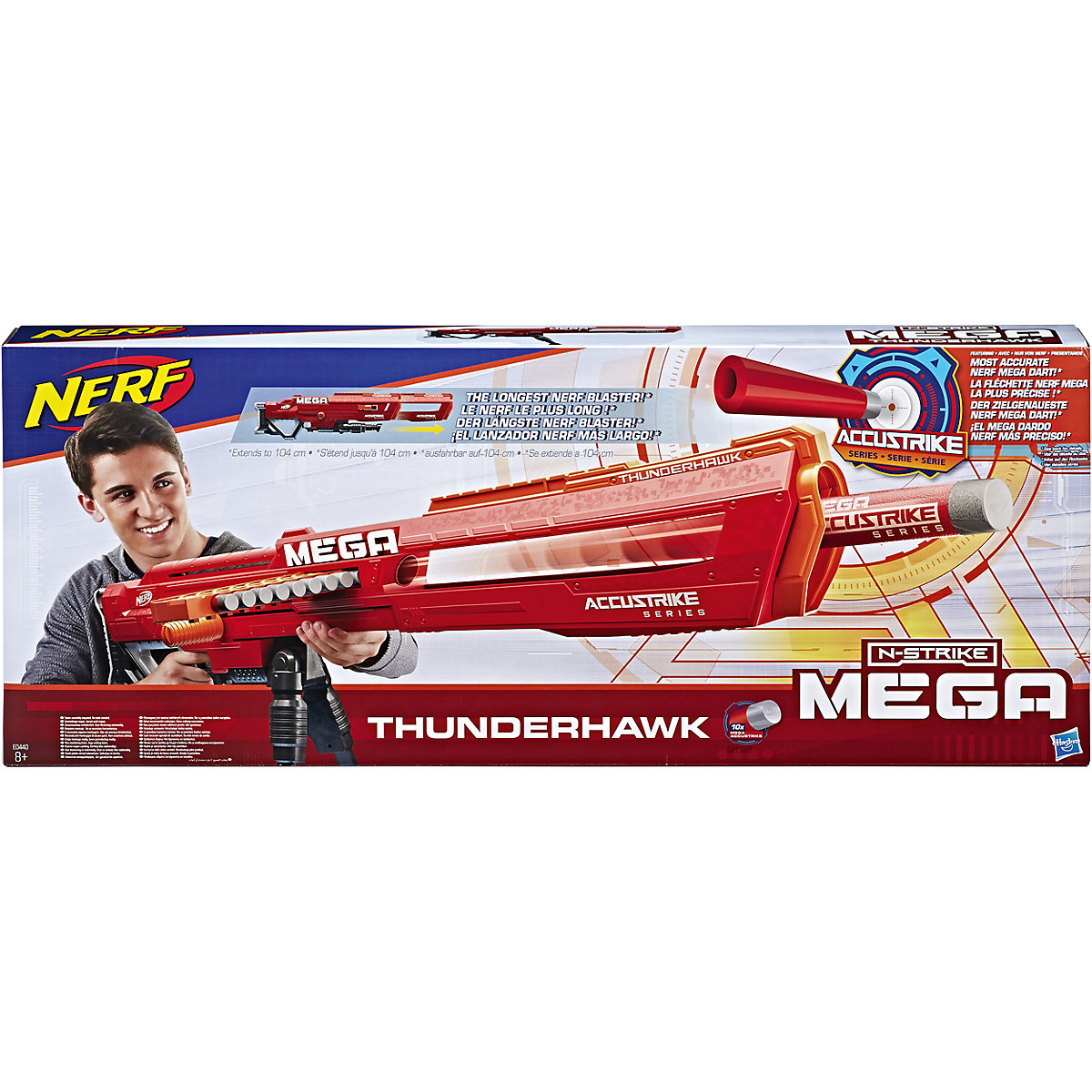 NERF jouet pistolets 8376449 pistolet arme jouets jeux pneumatique blaster garçon orbiz revolver plein air plaisir sport MTpromo