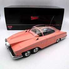 1/18 AMIE dla Rol ~ Roy Lady Penelopes Thunderbirds FAB1 FAB 1 żywica samochodzik dla dziecka modele dekoracji