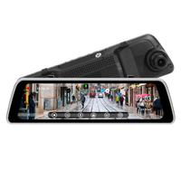 Phisung S2 Streaming 9.35inch IPS Touch Car Mirror Video Camera GPS Track WDR FHD 1080P Dash Camera with 720P Rear Cam Recorder