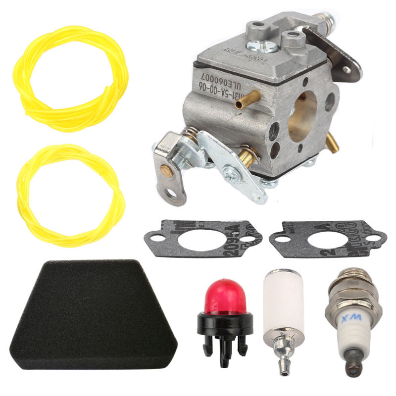 New Carburetor Kit For Poulan 2250 2350 2375 2450 2550 222 262 Gas Chainsaw