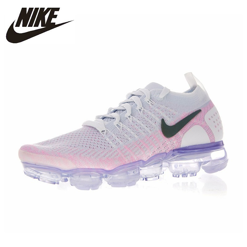 NIKE Womens AIR VAPORMAX FLYKNIT 2 Original Authentic Running Shoes Air Cushion Sneakers Sport Outdoor  942843