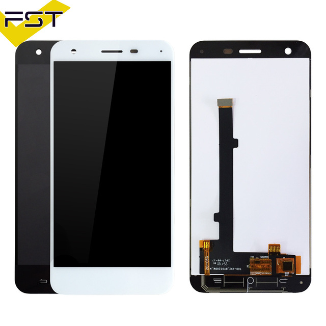 US $18 8 9% OFF|For ZTE Blade A506 LCD Display+Touch Screen Digitizer  Assembly Repair Parts 5 2