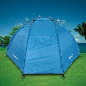 Image 4 - TOMSHOO tienda para playa y exteriores refugio deportivo para 2 personas, tienda de campaña con protección UV para pesca, Picnic, Playa y parque