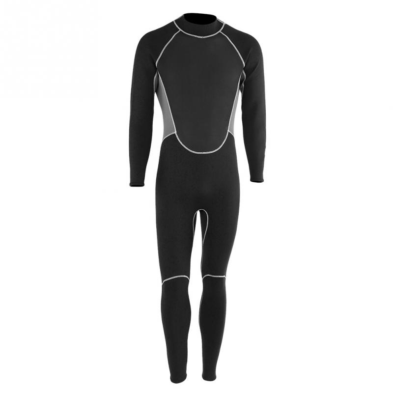 KEEP DIVING Neoprene Diving Suit For Men Swimming Wetsuit UV Protection Thermal Long Sleeve Diving Suit