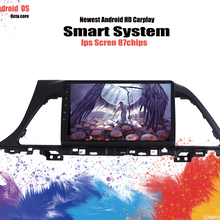 Car PC PAD New Style Multimedia Player Android 10.0 GPS For Hyundai Sonata 9th G