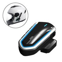QTB35 Moto Motorcycle Wireless Bluetooth Headphone Motorcycle Helmet Inter comunicador Waterproof Voice Control Headset With Mic