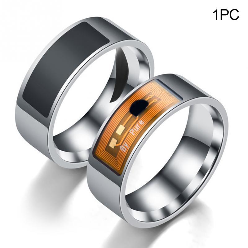 NFC Multifunctional Waterproof Intelligent Smart Ring 6