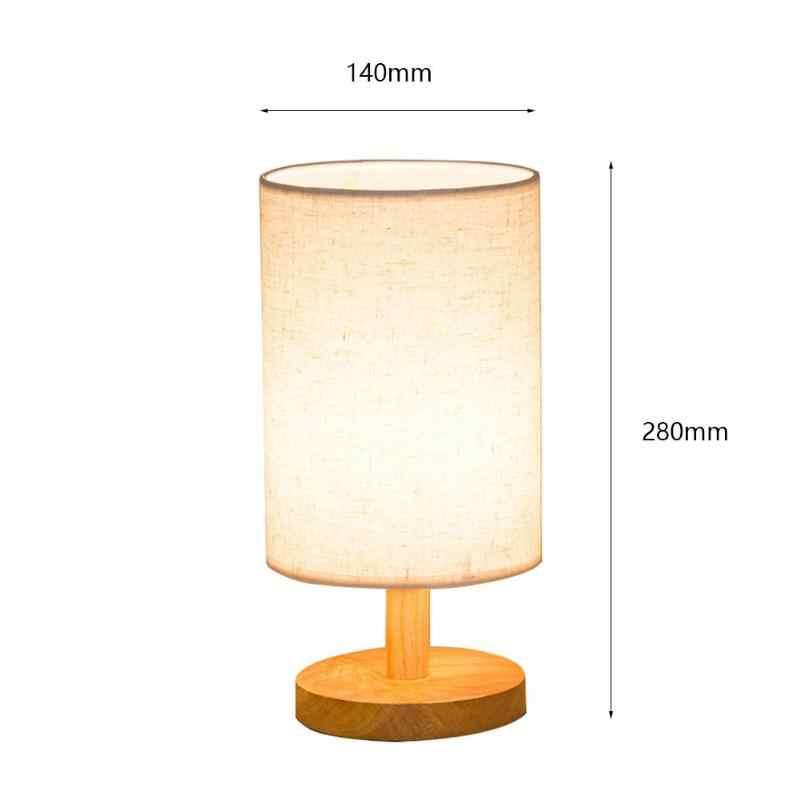 E27 الحديثة مصباح كلاسيكي الظل الجدول مكتب إضاءة السرير غطاء حامل أباجورة السرير المنزل الديكور لمبة مكتب