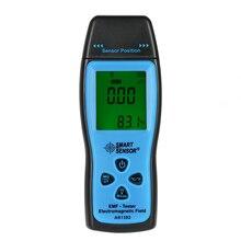 EMF Meter Thermometer Electromagnetic Radiation Detector Digital Handheld LCD Radiation Dosimeter EMF Field Meter Counter цена в Москве и Питере