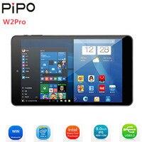 Pipo W2PRO Планшеты 8 ''ips экран Windows 10 Intel Cherry Trail Z8350 четырехъядерный процессор 2 Гб ОЗУ 32 Гб ПЗУ двойной Cam планшеты с модулем Wi Fi ПК