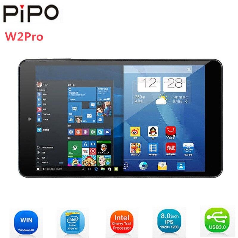 Pipo W2PRO Comprimés 8 ''IPS Écran Windows 10 Intel Cerise Sentier Z8350 Quad Core 2 GB RAM 32 GB ROM Double Cam Wifi Comprimés PC