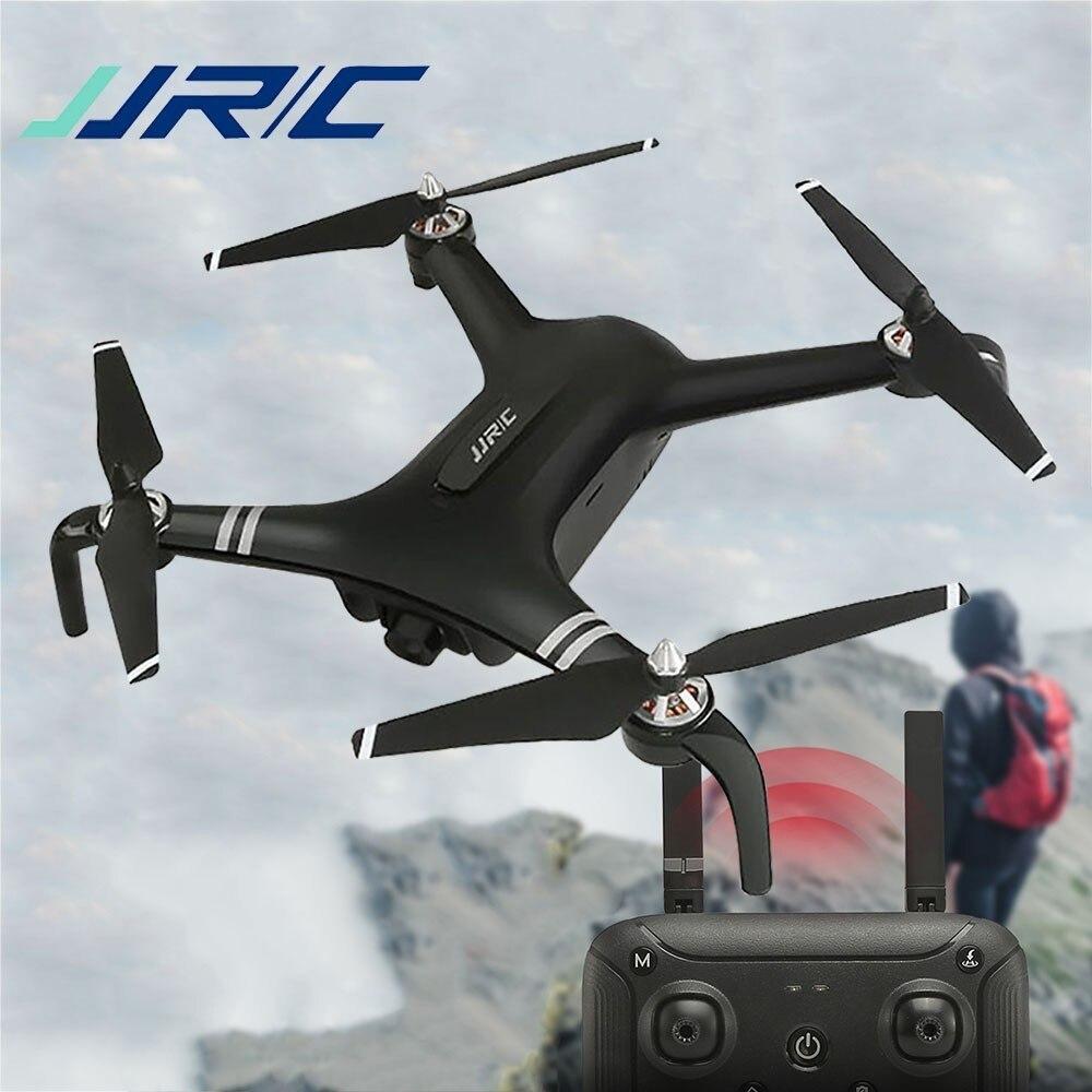 JJRC X7 5G RC Drone WIFI Double GPS FPV avec Mode d'altitude 1080P en temps réel Max cardan 25 minutes temps de vol quadrirotor enfants jouet