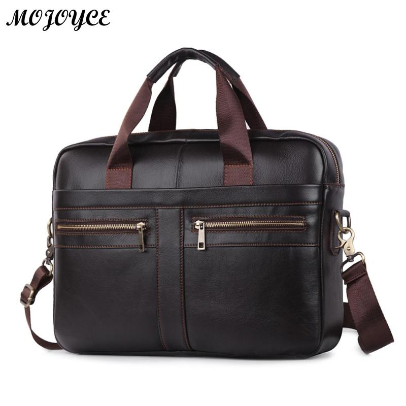 Large Men Laptop Handbags Male Bussiness Shoulder Bag Casual Solid Crossbody Messenger Bag For Man Portable Big Briefcase