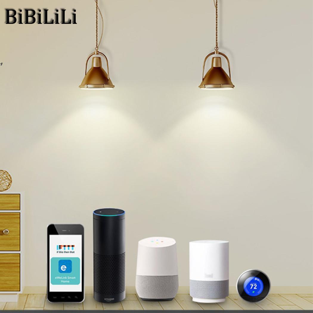 Offre spéciale! Xiao mi Yeelight RGB LED ampoule intelligente couleur E27/E26 ampoule commande vocale mi ampoules intelligentes téléphone télécommande - 6