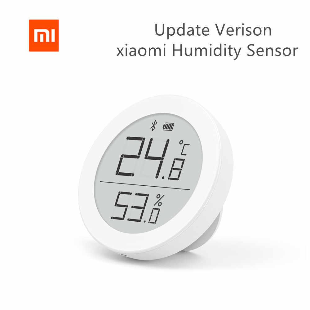 Xiaomi mijia Digital Bluetooth Thermometer and Hygrometer Electronic Ink Screen 30 Days Data Automatic Recording 35